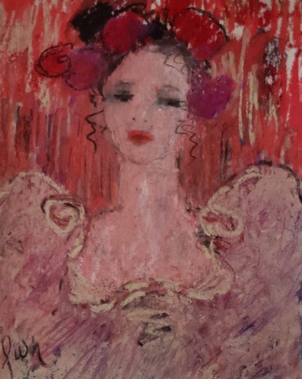 Pastel Ladies Series #12