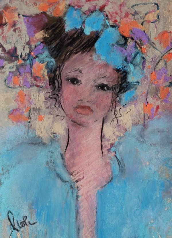 Pastel Ladies Series #17