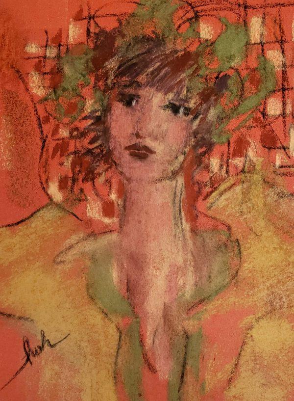 Pastel Ladies Series #18