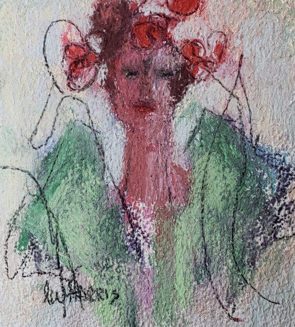 Pastel Ladies Series #2