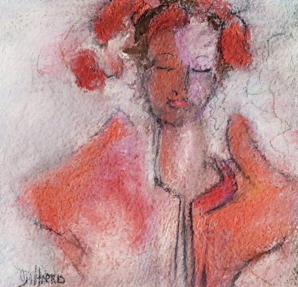 Pastel Ladies Series #3