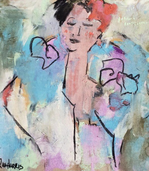 Pastel Ladies Series #4