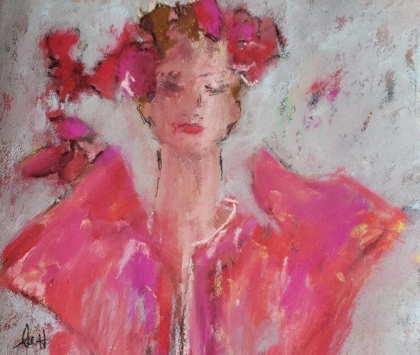 Pastel Ladies Series #6