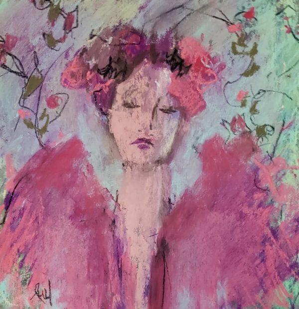 Pastel Ladies Series #7