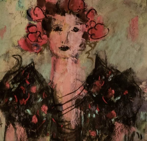 Pastel Ladies Series #8