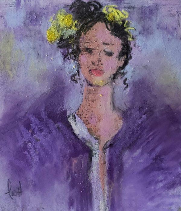 Pastel Ladies Series #9